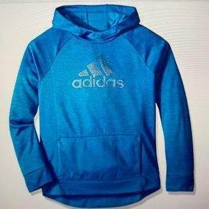 Girls Adidas Pullover with Hood